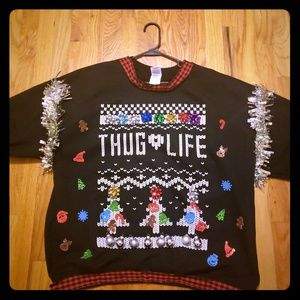 Sweaters - Homemade Ugly Christmas Sweater